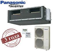 Канальный инвенторный кондиционер Panasonic S-F34DD2E5/СU-L34DBE8