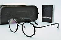 Оправа ,имиджевые  очки  Chrome Hearts 9398 черн