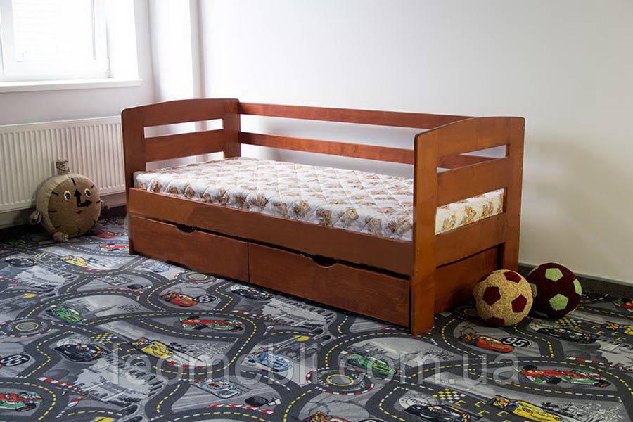 Ліжко деревяне Ірис