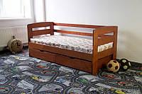 Ліжко деревяне Ірис, фото 1