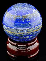 046388 Шар Лазурит 55х55мм.  шарик из натурального камня