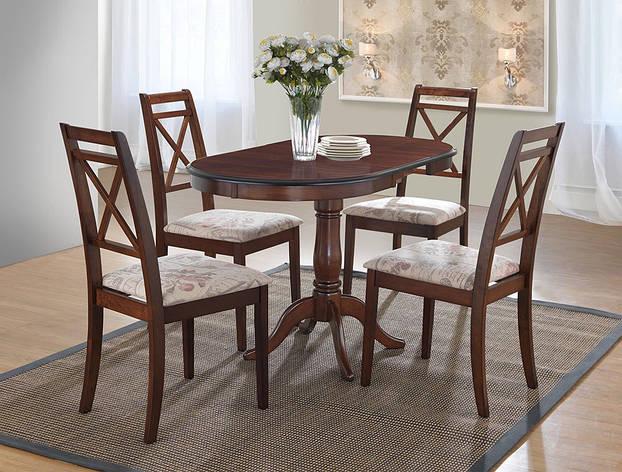 Обеденный стол для маленькой кухни Munich ME-T4EX Accord, Малайзия, фото 2