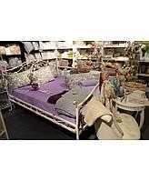 Кровать кованая с ламельной основой, 200х100 см
