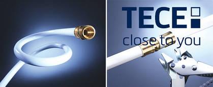 TECEflex - Универсальная трубопроводная система с аксиальной запрессовкой