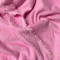 Махра розового цвета,премиум двухсторонняя  ММ-2