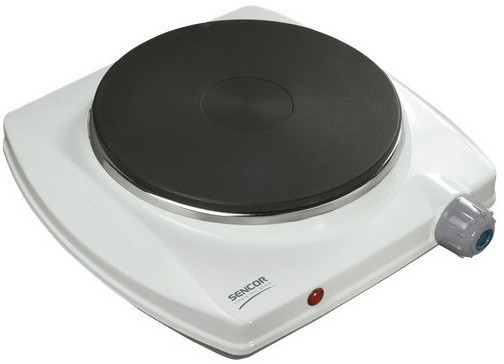 Электрическая плита однокомфорочная Sencor SCP 1500