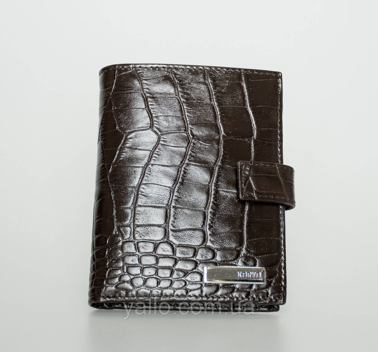 Мужской кошелёк из Натуральной Кожи, KARYA