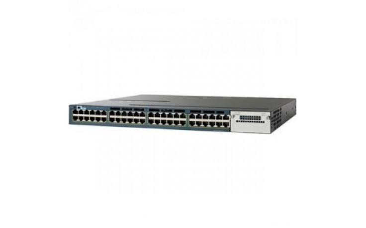 Коммутатор Catalyst 3560X 48 Port Data IP Base (WS-C3560X-48T-S)