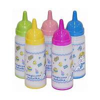 Бутылочка для кукол с исчезающим молоком
