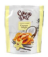 """Чипсы кокосовые со вкусом ванили, ТМ """"Coco Deli"""" 30 г"""
