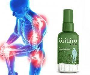 Orihiro - спрей для восстановления суставов (Орихиро), фото 2