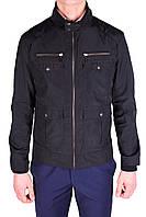 Куртка мужская черная мужская черная, р.S