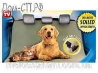 Подстилка в авто для домашних животных PETZOOM lounge