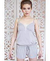 Пижама женская серая ТМ Прованс