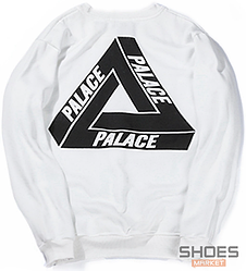 Свитшот Palace White (ориг.бирка)
