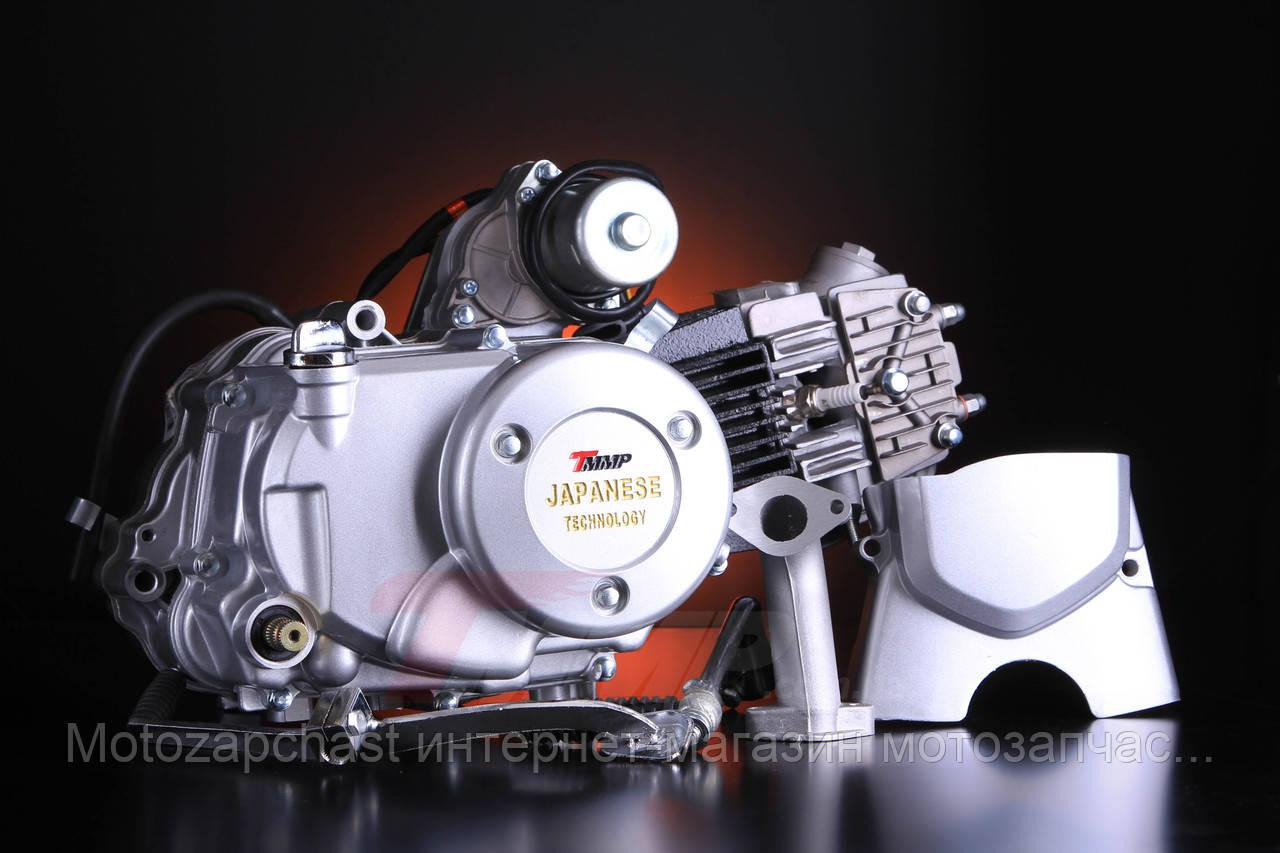 Двигатель Active (Актив) 125 см3 полуавтомат TMMP Racing