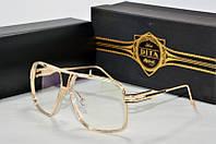 Оправа , имиджевые очки  Dita 6615 золото