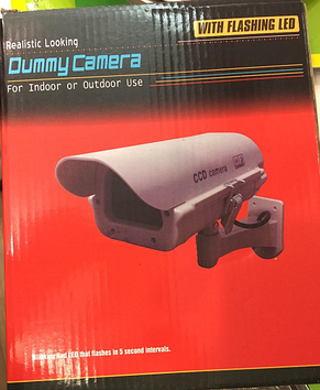 Муляж камеры CAMERA DUMMY CCD, фото 2
