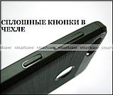 Надежный противоударный бампер на Huawei Nova Lite 2017 чехол Carbon TPU, фото 3