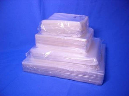 Пакет полипропиленовый с липкой лентой 350x450 (1000шт), фото 2