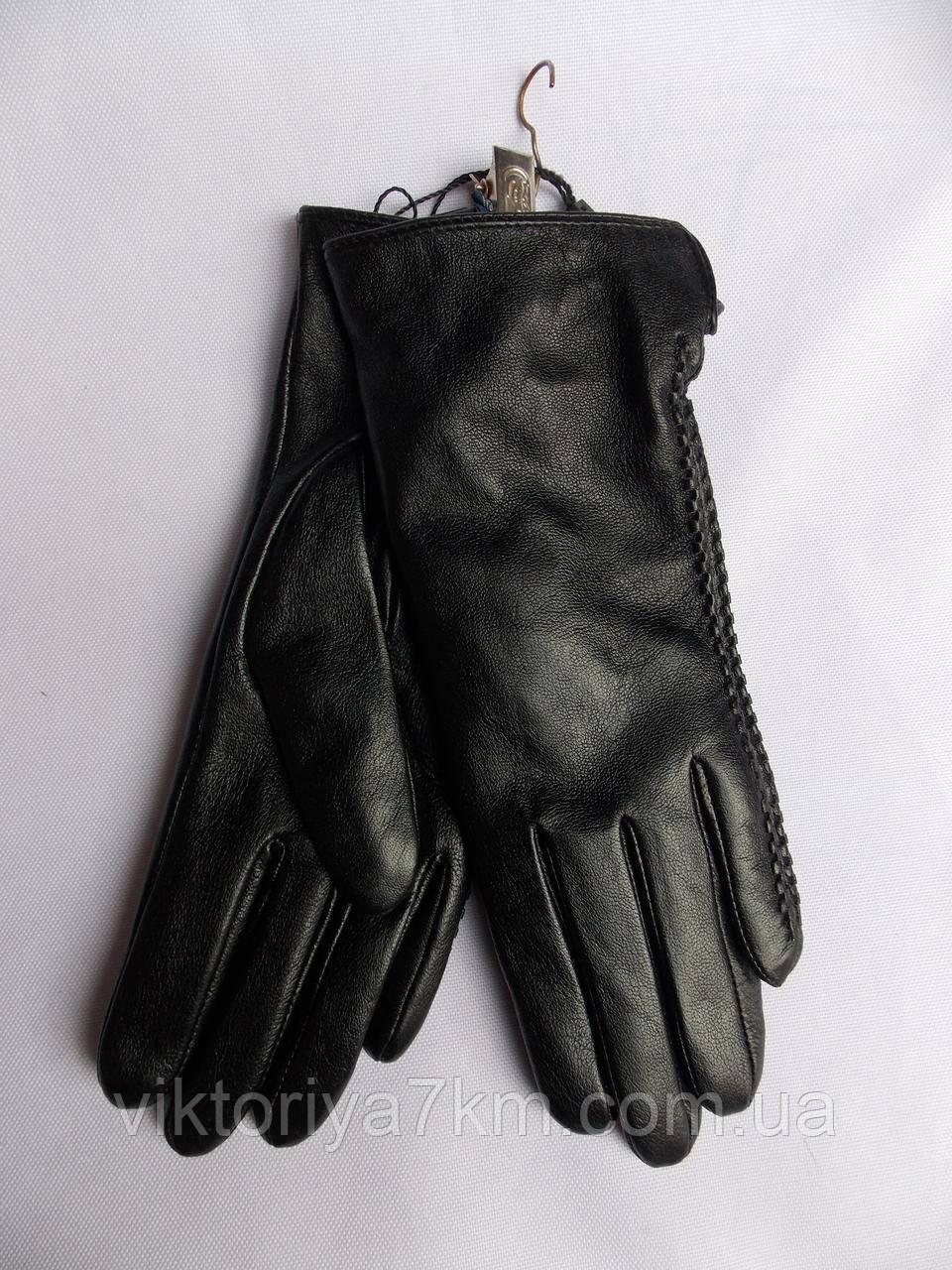 """Перчатки женские кожаные """"Winter"""" LM-665"""