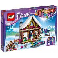 Конструктор LEGO Friends Горнолыжный курорт: шале (41323)