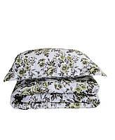 Комплект постельного белья сатин Green Rose