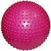 Мяч для фитнеса SOLEX массажный 55см - Фото