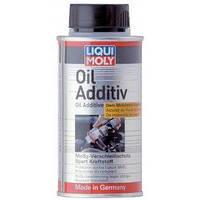 Антифрикционная присадка с дисульфидом молибдена в моторное масло Liqui Moly Oil Additiv