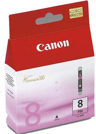 Чернильница Canon CLI-8PM (Photo Magenta) iP6600D/ 6700D, Pro9000, фото 2