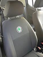 Чехлы в салон модельные Toyota Avensis с 2008 г (EMC-Elegant)