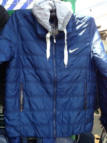 Куртка Ветровка мужская Nike с капюшоном