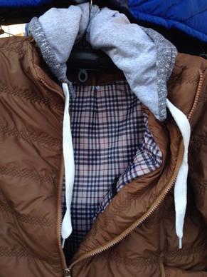 Куртка Ветровка мужская Nike с капюшоном, фото 3