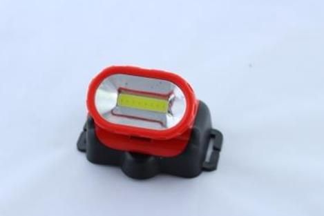 Мощный налобный фонарь  BL 505 COB, фото 2