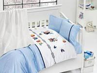 Комплект детского постельного белья детское CAPTAIN FIRST CHOICE
