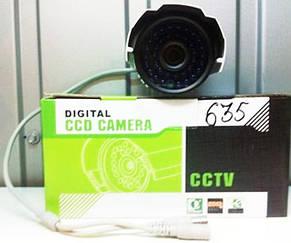 Камера для наружного видеонаблюдения CAMERA 635, фото 2