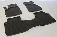 Полиуретановые коврики в салон Hyundai Santa Fe (ТАГАЗ) (06-) (L.Locker)