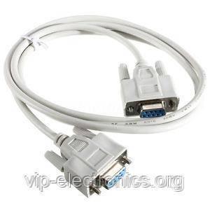 Шнур для прошивки тюнерів (Null modem) 1.5m