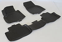 Полиуретановые коврики в салон Land Rover Range Rover Evoque 3D (L.Locker)