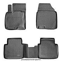 Полиуретановые коврики в салон Land Rover Range Rover Sport (13-) 3D (L.Locker)