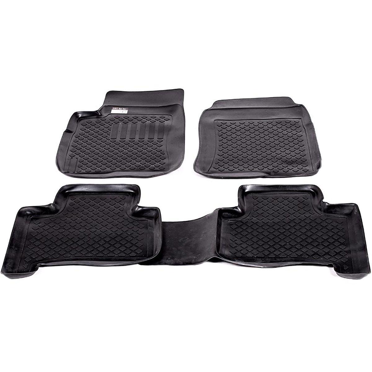 Полиуретановые коврики в салон Lexus GX 470 (02-) (L.Locker)