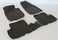 Полиуретановые коврики в салон Renault Kangoо (98-) передние (пара) (L.Locker)