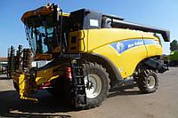 Зернозбиральний комбайн New Holland CX 8080 2007 року
