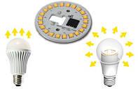 Компания Seoul Semiconductor представила новый модуль Acrich для всенаправленных ламп
