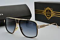 Женские квадратные очки квадратные Dita черные