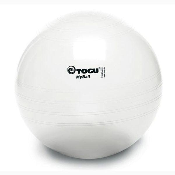 Мяч для фитнеса Togu Myball серебро d=65см