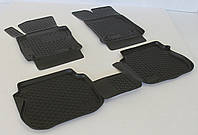 Полиуретановые коврики в салон Volkswagen Caddy (04-) (L.Locker)