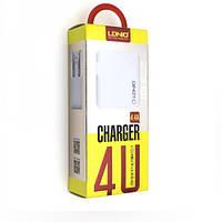 Сетевое зарядное устройство LDNIO A4403, фото 1