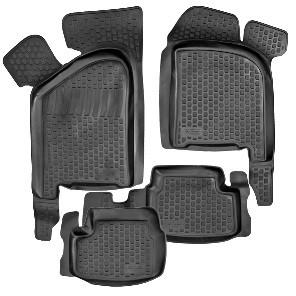Полиуретановые коврики в салон ВАЗ 2101-07 (L.Locker)