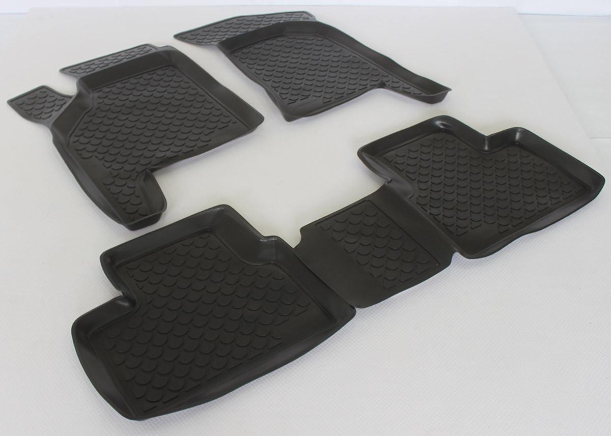 Полиуретановые коврики в салон ВАЗ 2110-12 (L.Locker)